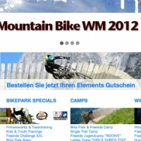blindlinks.cc webdevelopment: PORTFOLIO Elements Outdoorsports<span>Bikepark Leogang Mountainbike</span>